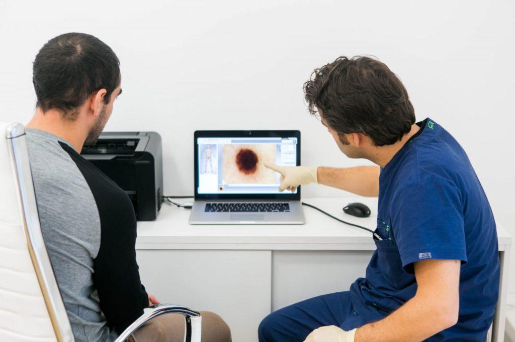 Auflichtmikroskopie