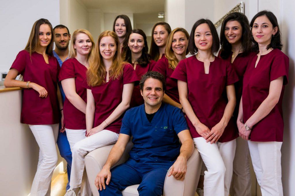 Team Dr. Torzicky